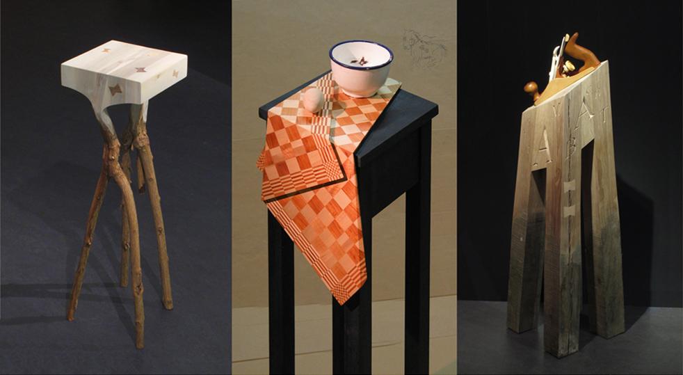 meubel en kunst kunsttafel meubelmaker